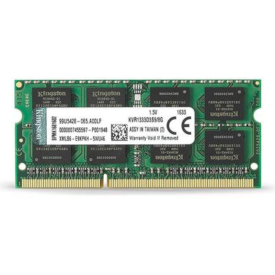 Kingston Valueram DDR3 1333MHz 8GB (KVR1333D3S9/8G)