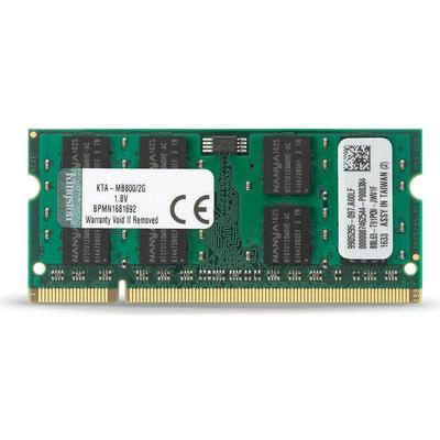 Kingston DDR2 800Mhz 2GB Apple Mac (KTA-MB800/2G)