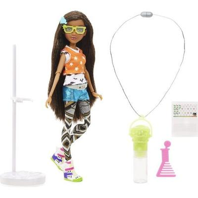 Project Mc2 Glow Stick Experiment with Bryden Doll