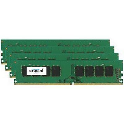 Crucial DDR4 2400MHz 4x4GB (CT4K4G4DFS824A)
