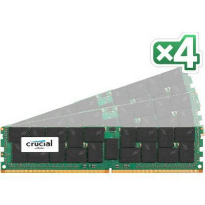 Crucial DDR4 2400MHz 4x64GB (CT4K64G4LFQ424A)