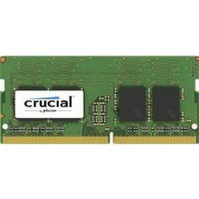 Crucial DDR4 2400MHz 16GB (CT16G4SFD824A)
