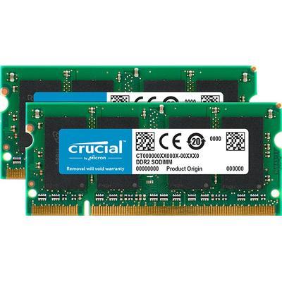 Crucial DDR2 667MHz 2x2GB (CT2KIT25664AC667)