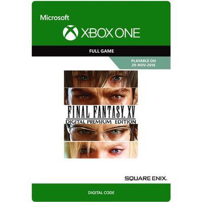Final Fantasy 15: Premium Edition