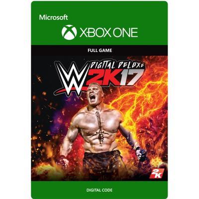 WWE 2K17: Digital Deluxe