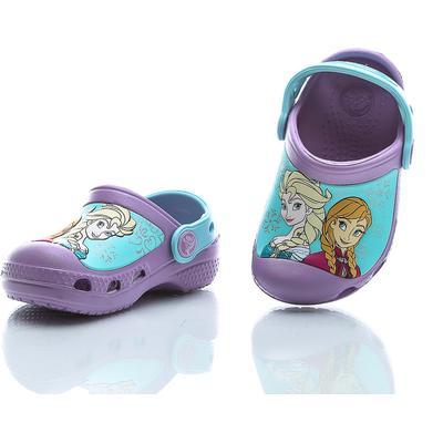 Crocs CC Frozen Clog Purple