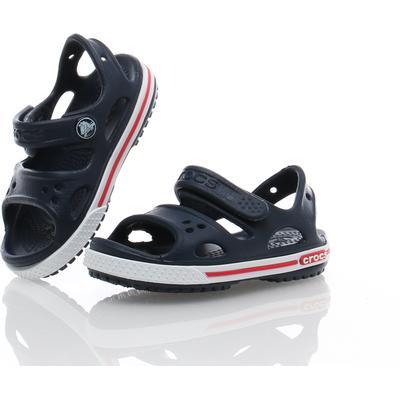 Crocs Crocband II Sandal PS Kid Blue/White
