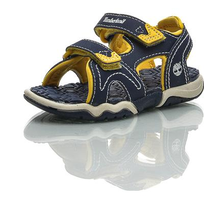 Timberland Adventure Seeker 2-Strap Toddler Dark Blue/Yellow