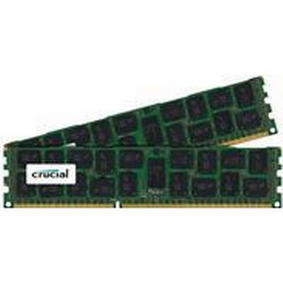 Crucial DDR3 1333MHz 2 x 32GB ECC Reg (CT2K32G3ERSLQ41339)