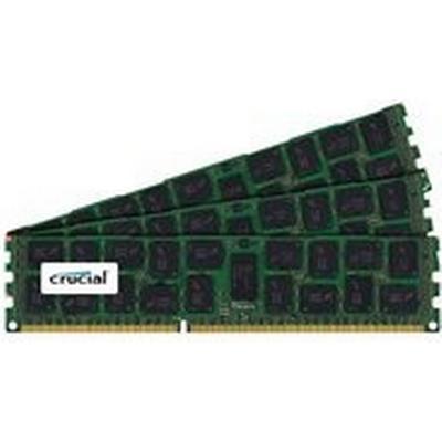 Crucial DDR3 1600MHz 3x8GB ECC Reg (CT3K8G3ERSLD8160B)