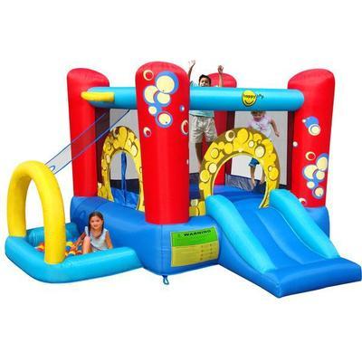 Happyhop Bubble 4 in 1 Play Centre