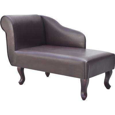 vidaXL 242404 Armchair Leather Fåtölj, Skinnfåtölj