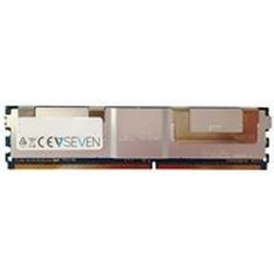 V7 DDR2 667MHz 4GB Reg (V753004GBF)