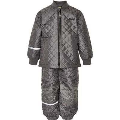 CeLaVi Basic Rain Suit - Grey (3555)