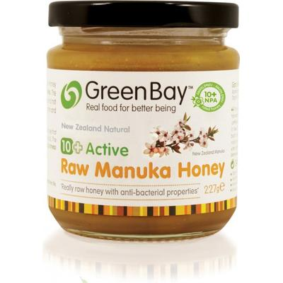 GreenBay 10+ Active Raw Manuka Honey 227g