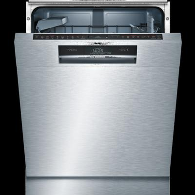 Bosch SMU88PS01S Rostfritt stål