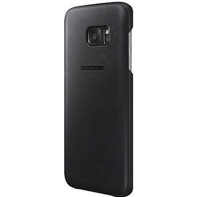 Samsung Leather Back Cover (Galaxy S7)