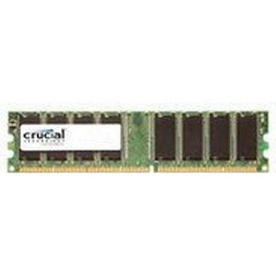 Crucial DDR 400MHz 512MB (CT6464Z40B)