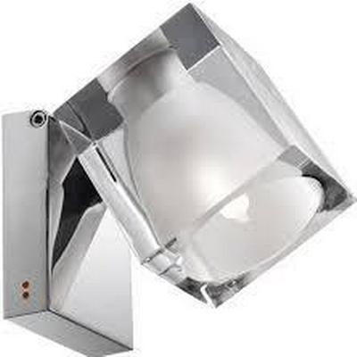 Fabbian Ice Cube D28 G92 Vägglampa