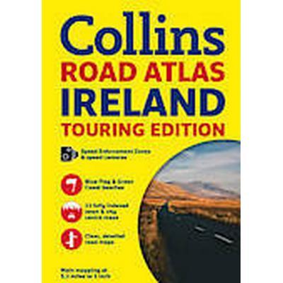 Ireland Road Atlas (Häftad, 2014)