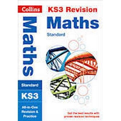KS3 Maths (Standard) All-in-One Revision and Practice (Häftad, 2014)