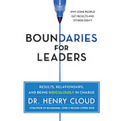 Boundaries for Leaders (Inbunden, 2013)