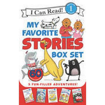 I Can Read My Favorite Stories Box Set (Häftad, 2015)