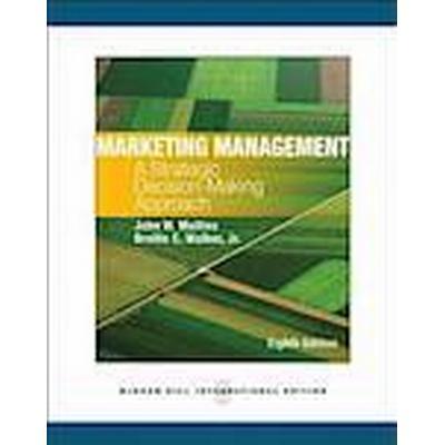 Marketing Management: A Strategic Decision-Making Approach (Häftad, 2012)