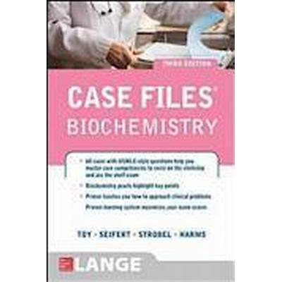 Case Files Biochemistry 3/E (Häftad, 2014)