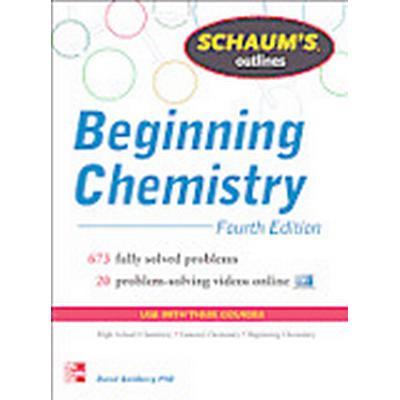 Schaum's Outline of Beginning Chemistry (Häftad, 2013)