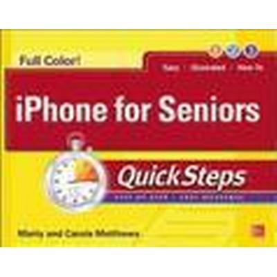 iPhone for Seniors QuickSteps (Häftad, 2015)