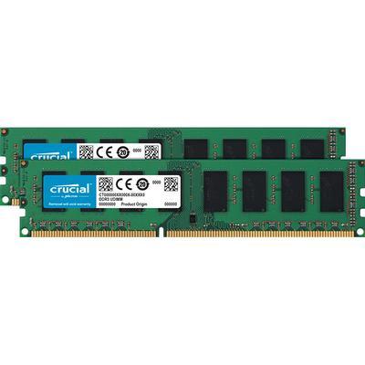 Crucial DDR3 1866MHz 2 x 4GB ECC (CT2KIT51272BA186DJ)