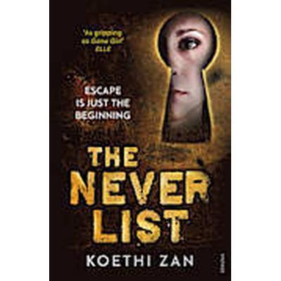 The Never List (Häftad, 2014)