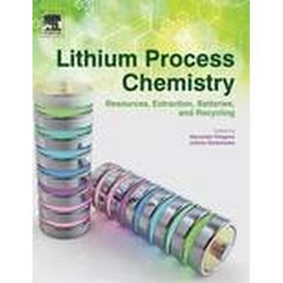 Lithium Process Chemistry (Inbunden, 2015)