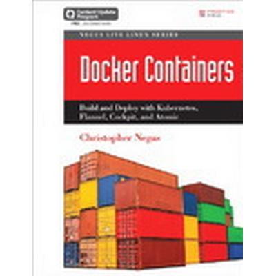 Docker Containers (includes Content Update Program) (Häftad, 2015)