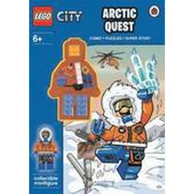 LEGO City: Arctic Quest Activity Book With Minifigure (Häftad, 2014)