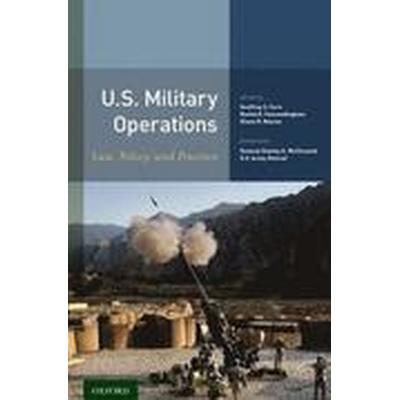 U.S. Military Operations (Häftad, 2016)