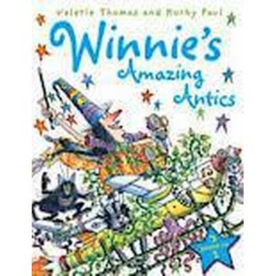 Winnie's Amazing Antics 3-in-1 (Häftad, 2014)