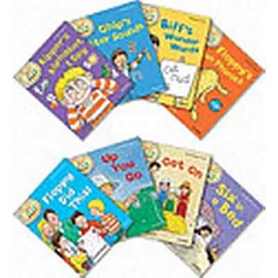 Oxford Reading Tree Read With Biff, Chip, and Kipper: Level 1: Pack of 8 (, 2011)