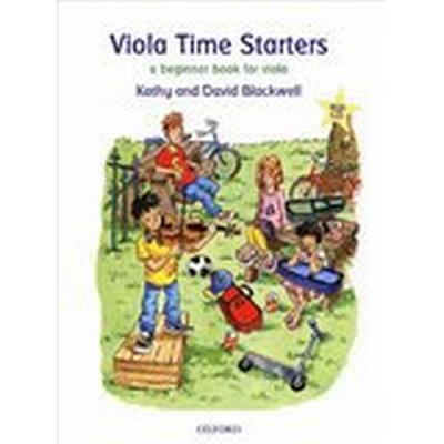 Viola Time Starters + CD (, 2012)