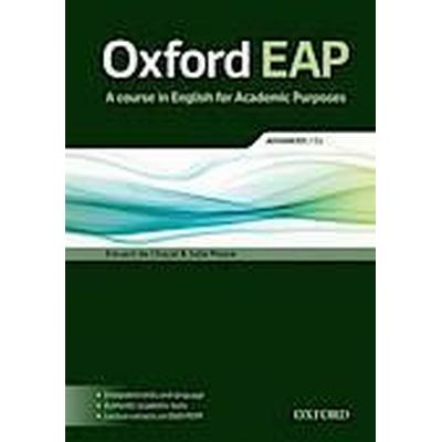 Oxford EAP: Advanced/C1: Student's Book and DVD-ROM Pack (, 2013)