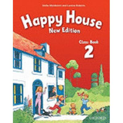 Happy House: 2 New Edition: Class Book (Häftad, 2009)