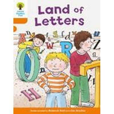 Oxford Reading Tree Biff, Chip and Kipper Stories Decode and Develop: Level 6: Land of Letters (Häftad, 2015)