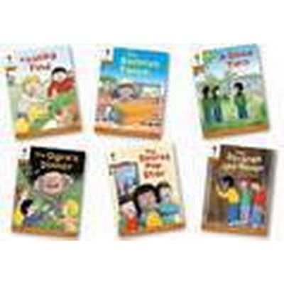 Oxford Reading Tree Biff, Chip and Kipper Stories Decode and Develop: Level 8: Pack of 6 (, 2015)