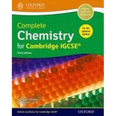 Complete Chemistry for Cambridge IGCSE Student book (Third edition) (, 2014)