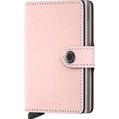 Secrid Mini Wallet - Matte Pink