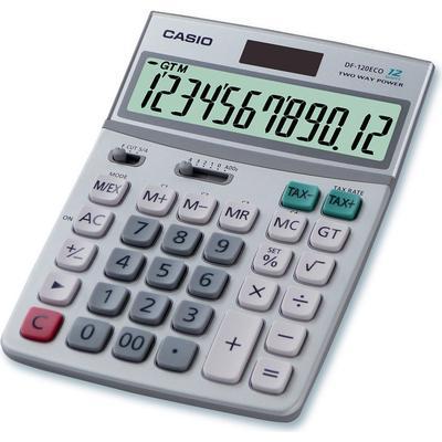 Casio DF-120ECO