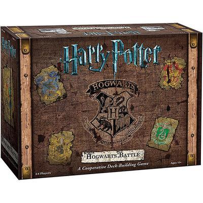 USAopoly Harry Potter: Hogwarts Battle
