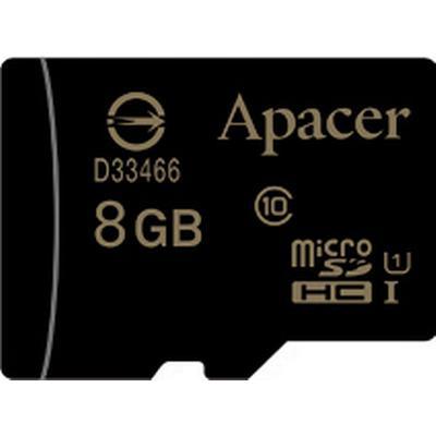 Apacer MicroSDHC UHS-I U1 8GB