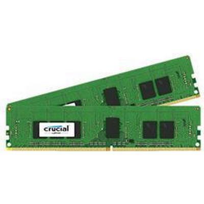 Crucial DDR4 2400MHz 2x4GB ECC Reg (CT2K4G4RFS824A)